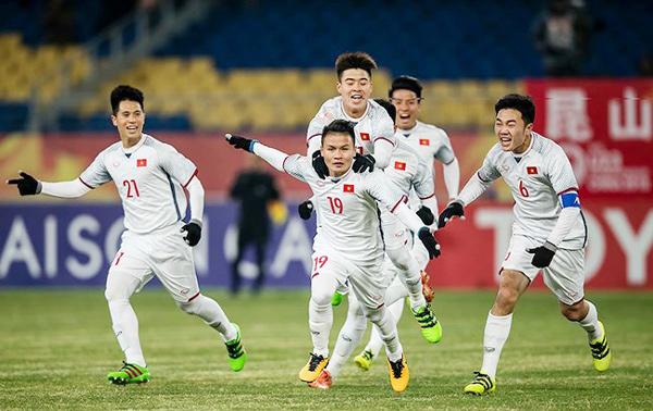 Xuân Trường: 'Tinh thần chiến đấu là chìa khóa của U23 Việt Nam'