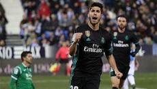"""Tuyệt phẩm vô lê phút 89 giúp Real Madrid thắng """"rửa mặt"""""""