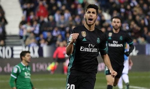 Leganes 0-1 Real Madrid