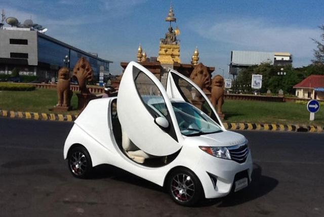 Campuchia làm ô tô điện, Uganda ra xe hơi.. chờ hàng made in Việt Nam