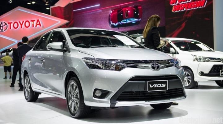 Top 5 ô tô tiếp tục gây sốt thị trường Việt năm 2018
