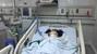 Xót xa nữ sinh gặp tai nạn nghiêm trọng trên đường đi học
