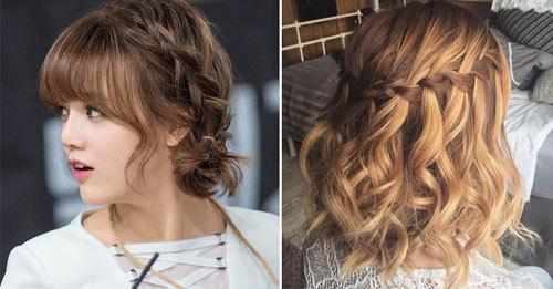 Kiểu tóc đẹp dành cho bà bầu 2018