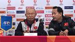 """HLV Park Hang Seo: """"U23 Việt Nam chơi tấn công, thắng Iraq trong 90 phút"""""""