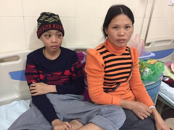 hoàn cảnh khó khăn,từ thiện nhân ái,u nguyên bào thần kinh,từ thiện Viet NamNet
