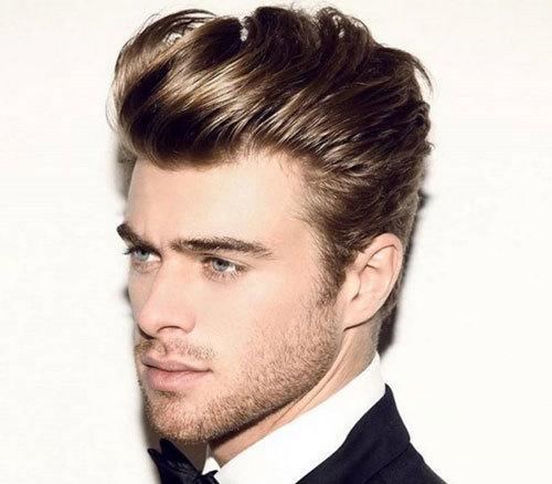 Chăm sóc tóc,Kiểu tóc nam đẹp