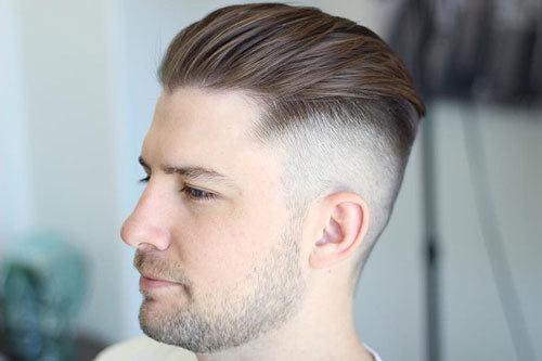 Các kiểu tóc nam đẹp xuân hè 2018
