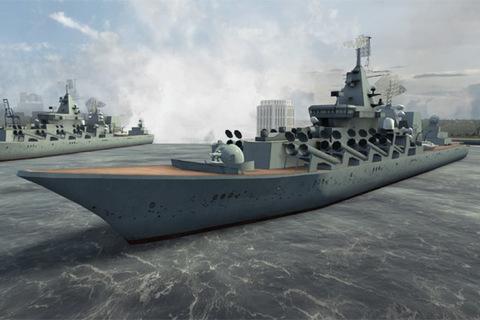 Tàu lớp Slava Nga