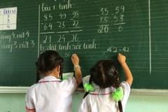Dự thảo mônToán chương trình  giáo dục phổ thông mới