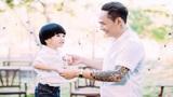 Khoảnh khắc nhắng nhít của ca sỹ Duy Mạnh cùng con trai