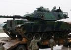 Thổ Nhĩ Kỳ 'nổi đóa' với Mỹ, điều xe tăng sát Syria