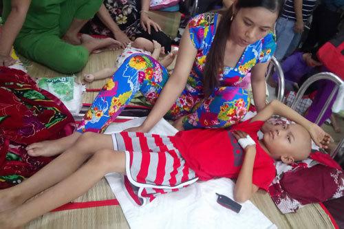 ung thư,ung thư bàng quang,hoàn cảnh khó khăn,từ thiện vietnamnet