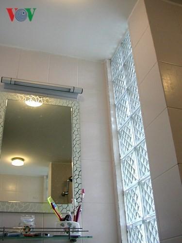 Phòng tắm sang trọng hơn với những mẫu ốp lát đẹp độc lạ