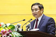Ông Phạm Minh Chính: Ở Trung ương không có 'chạy'