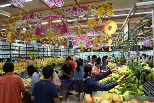Sắp mở siêu thị Co.opmart thứ ba ở Tiền Giang