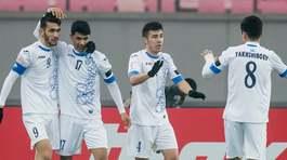 Hành trình vào chung kết châu Á của U23 Uzbekistan