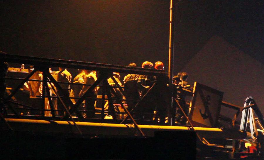 Sập cầu,Sập cầu Long Kiểng,Cầu Long Kiểng,Sài Gòn