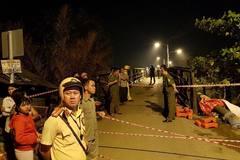 Nhân chứng kể lại phút tháo chạy khi cầu sập ở Sài Gòn