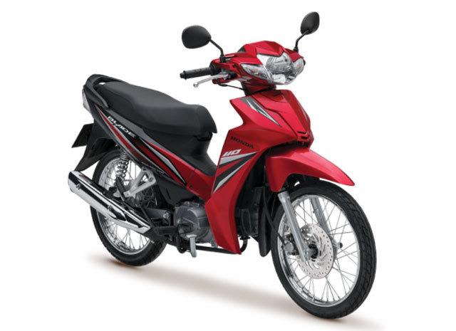 5 xe số giá rẻ đáng mua nhất tại Việt Nam