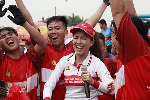 Cầu Dr Thanh-Vàm Cát Ngãi: quà Tết tặng người dân Cần Thơ