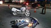 Truy đuổi đối tượng vi phạm, xe CSGT tông chết người