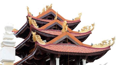 Cổng làng Diễn Hoàng