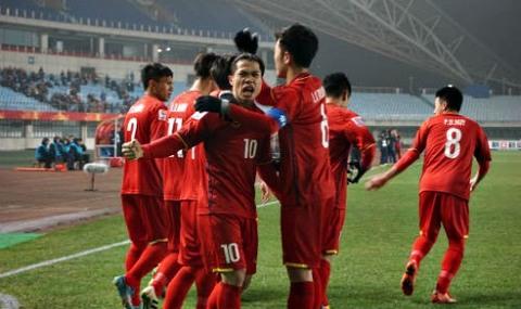 U23 Việt Nam 1-0 U23 Iraq: Công Phượng mở tỷ số