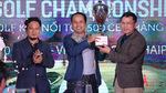 Golfer Hồ Văn Hùng vô vô địch giải golf VCG 500 2018