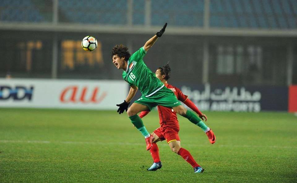 U23 Việt Nam,HLV Park Hang Seo,Công Phượng,U23 Iraq
