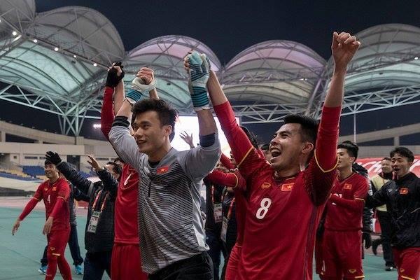 U23 Việt Nam,HLV Park Hang Seo,HLV Lê Thuỵ Hải