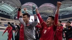 Thắng nghẹt thở U23 Iraq, U23 Việt Nam viết tiếp chuyện cổ tích
