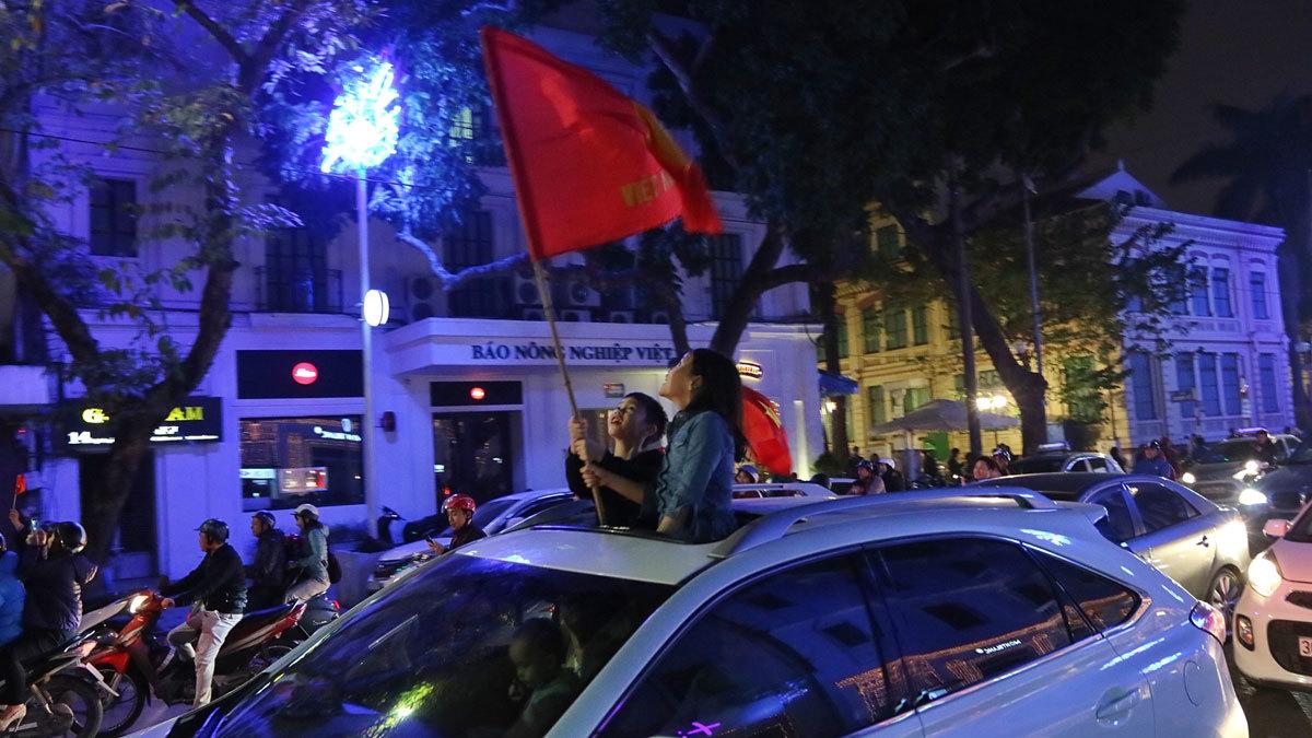 U23 Việt Nam,tắc đường