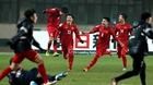 Video U23 Việt Nam vỡ òa cảm xúc khi vào bán kết châu Á