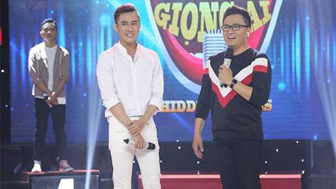 Đoan Trang ngỡ ngàng với trai đẹp hát hit Thùy Chi bằng cả tông nam - nữ