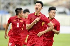 U23 Việt Nam mất Văn Hậu ở trận chiến Qatar