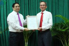Ông Lữ Văn Hùng chính thức đảm nhiệm chức vụ Bí thư Hậu Giang