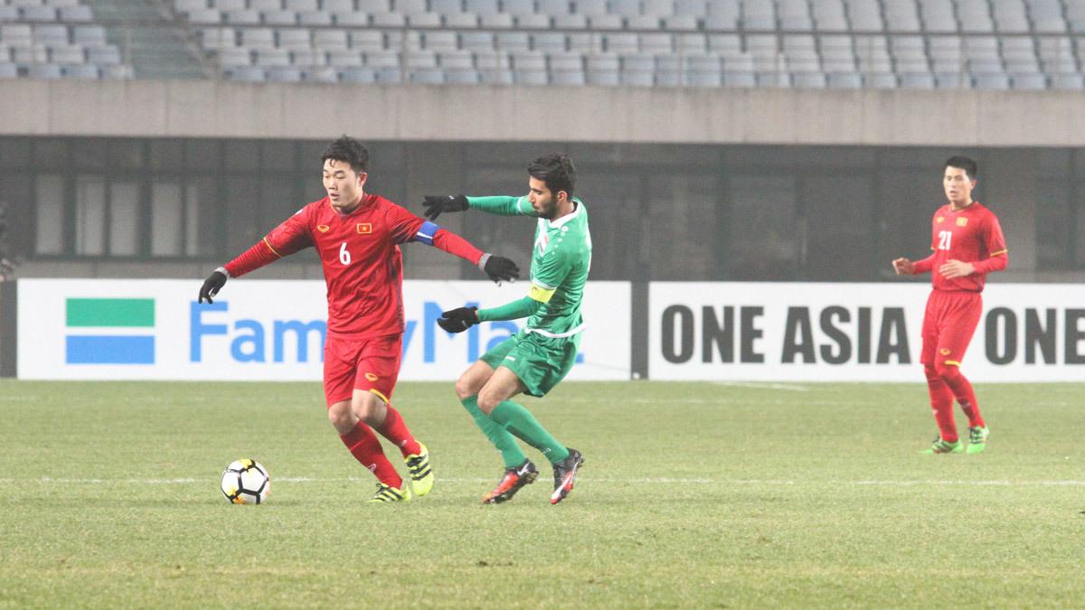 U23 Việt Nam,U23 Iraq,HLV Park Hang Seo