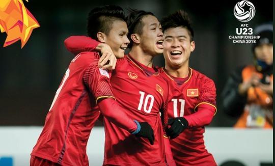 U23 Việt Nam,Bóng đá Việt Nam,Chiến thắng lịch sử