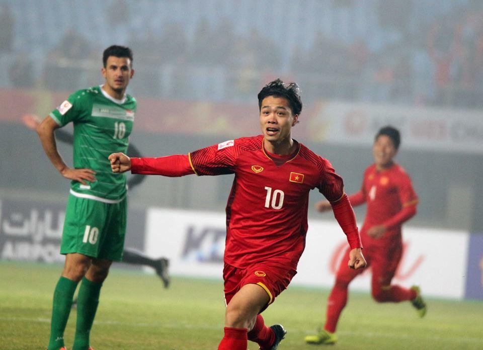 U23 Việt Nam,HLV Park Hang Seo,Quang Hải