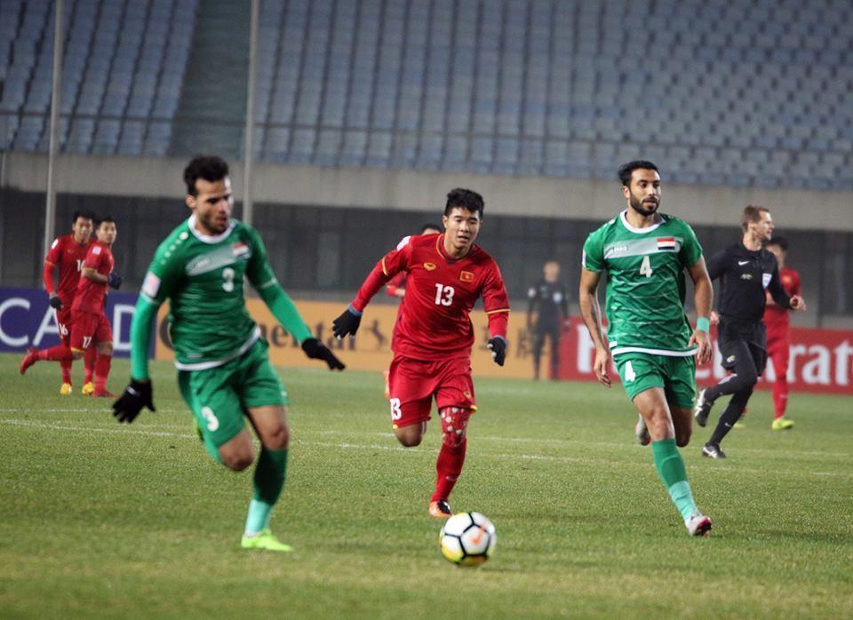 U23 Việt Nam,HLV Park Hang Seo,U23 Qatar