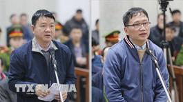Vụ án ông Đinh La Thăng: Pháp luật không có ngoại lệ