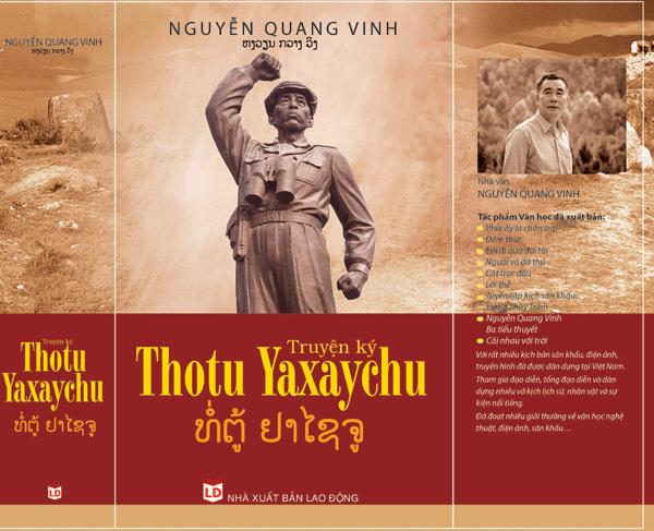 Nguyễn Quang Vinh ra mắt 'Thotu Yaxaychu'
