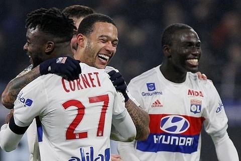 Lyon 2-1 PSG