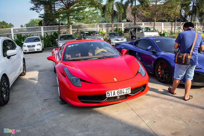 Lamborghini Ferrari,Minh Nhựa,Nguyễn Quốc Cường,Cường đôla,siêu xe