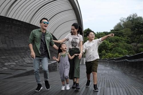 8 mẹo du lịch Singapore của gia đình Hoàng Bách