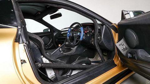 Khám phá mẫu xe độ xe độ Toyota Supra Top Secret V12