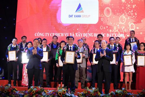 Đất Xanh vào Top 500 doanh nghiệp lớn nhất Việt Nam 2017
