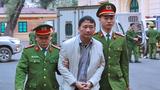 Hình ảnh Trịnh Xuân Thanh và đồng phạm tới tòa nghe tuyên án