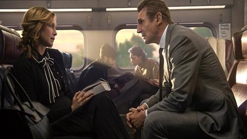 'Hành khách cuối cùng' được bảo chứng bởi thương hiệu 'già gân' Liam Neeson