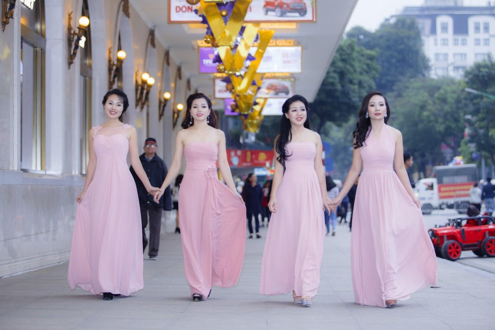 Nhóm nhạc nữ táo bạo thử sức với hướng đi bán cổ điển